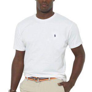 Polo Ralph Lauren Men's SSCN T-Shirt White NWT 🆕